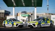 2018 Toyota Mirai Police Cars
