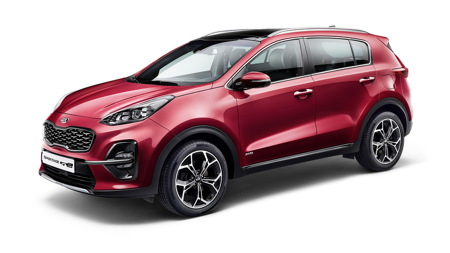 Kia Sportage ibrida (mild) Diesel, benvenuto restyling