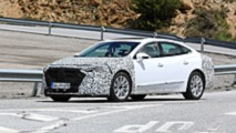 Buick LaCrosse Spy Photos