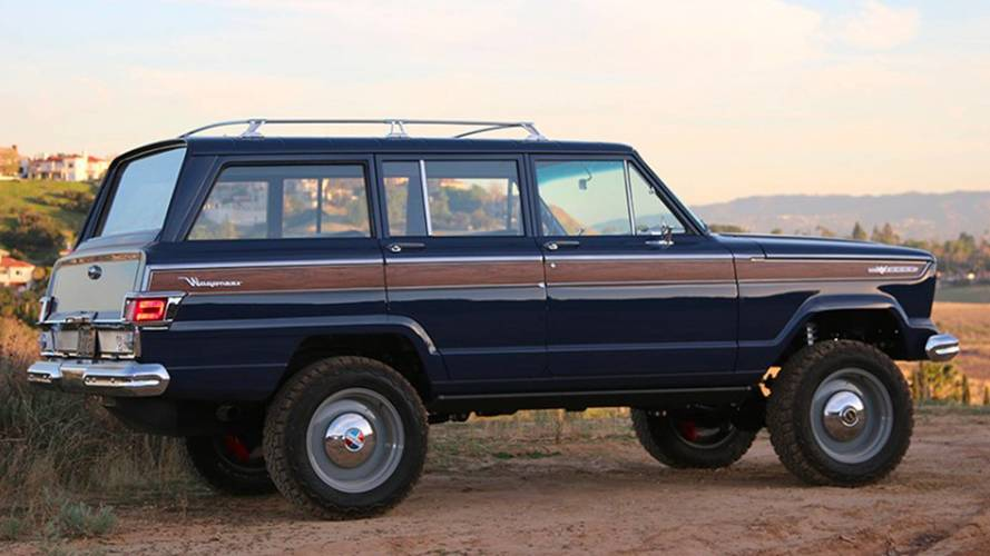 1965 Kaiser-Jeep Wagoneer Restomod by Icon 4x4