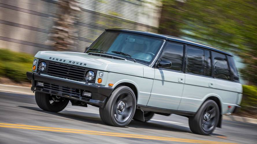 Is This The Ultimate Restomod Range Rover Classic?