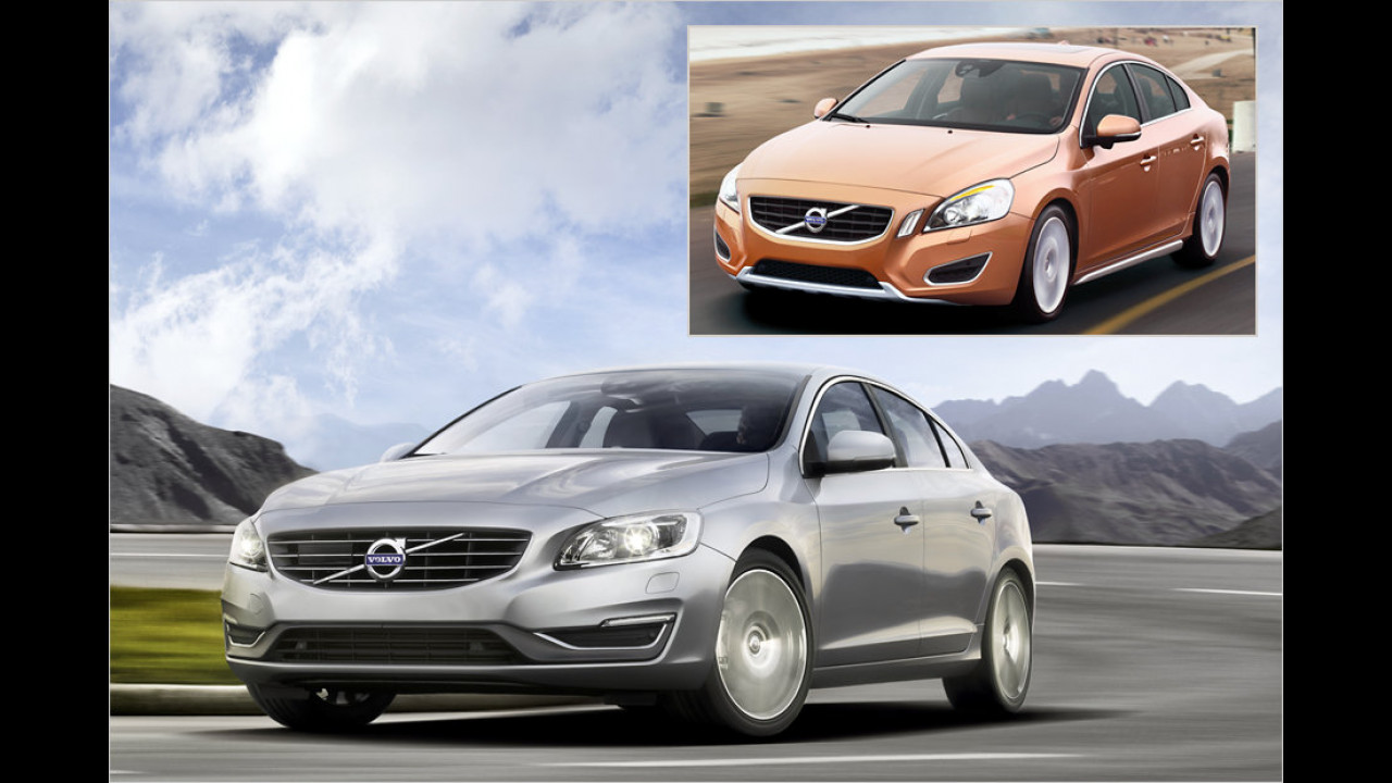 Volvo S60/V60/XC60/V70/XC70/S80 Facelift