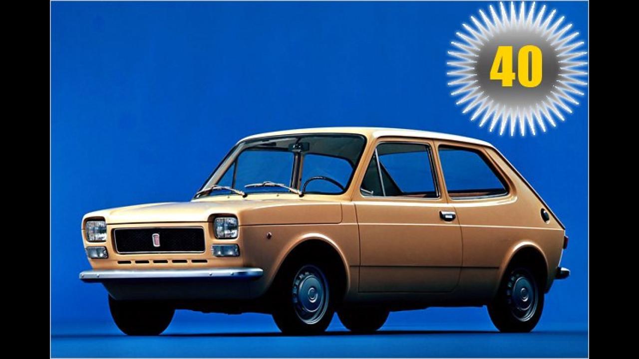 40 Jahre Fiat 127