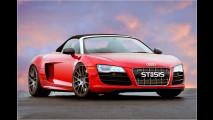 Audi R8 Spyder mit 710 PS