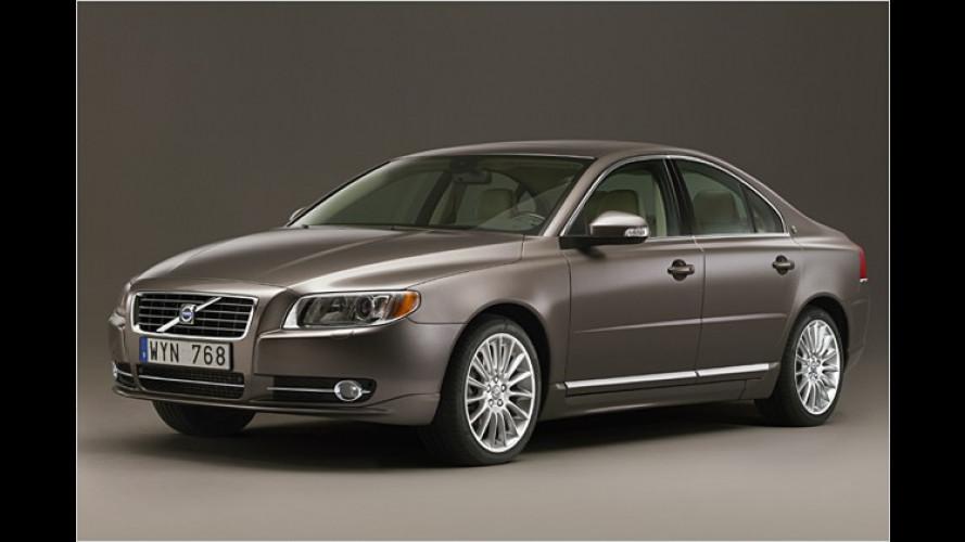 Luxus: Neue Features für Volvo S80 und XC90 Executive
