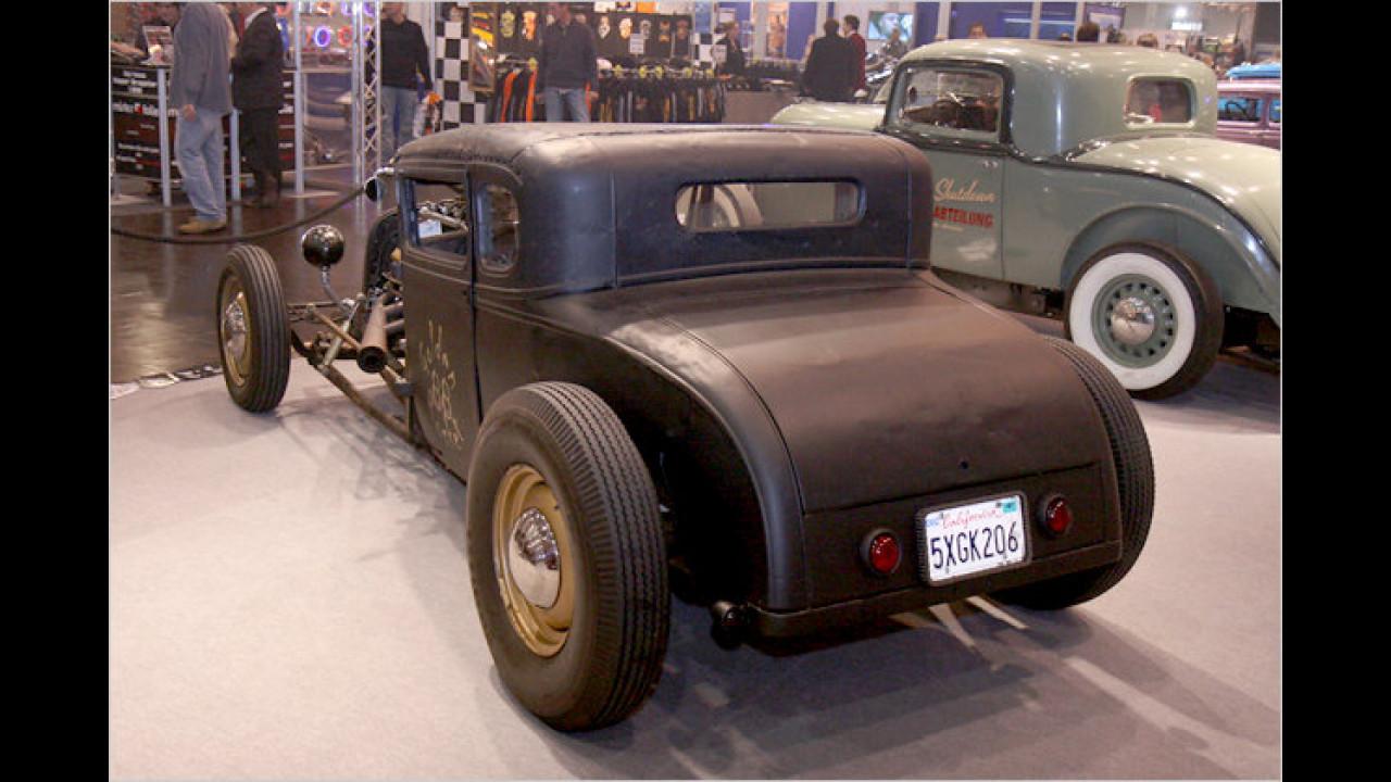 1929 Ford Coupé ,Golden Rocket 88
