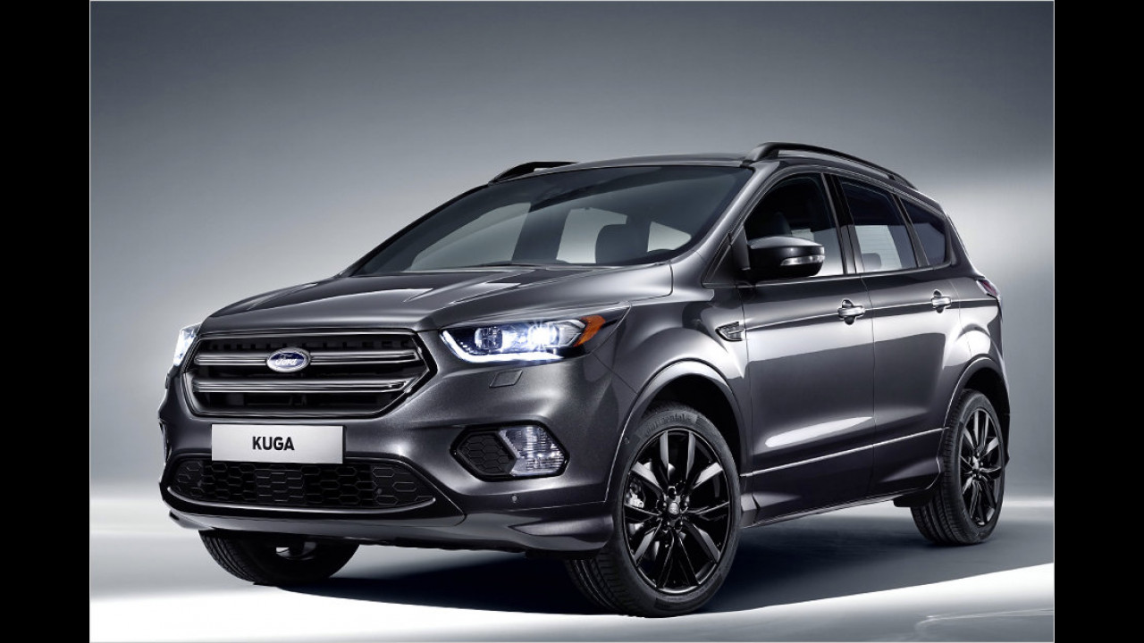 SUV: Ford Kuga