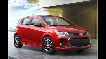 Chevrolet Sonic: Kurzware für die USA