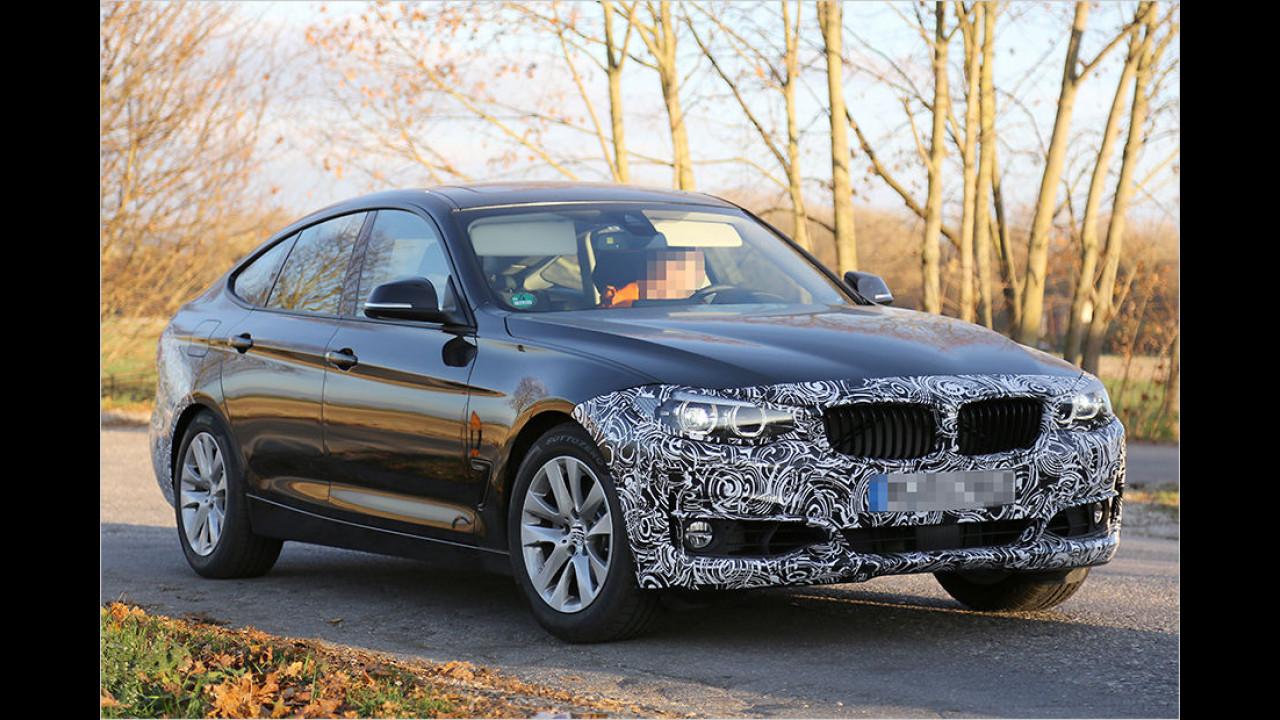 BMW 3er GT Facelift