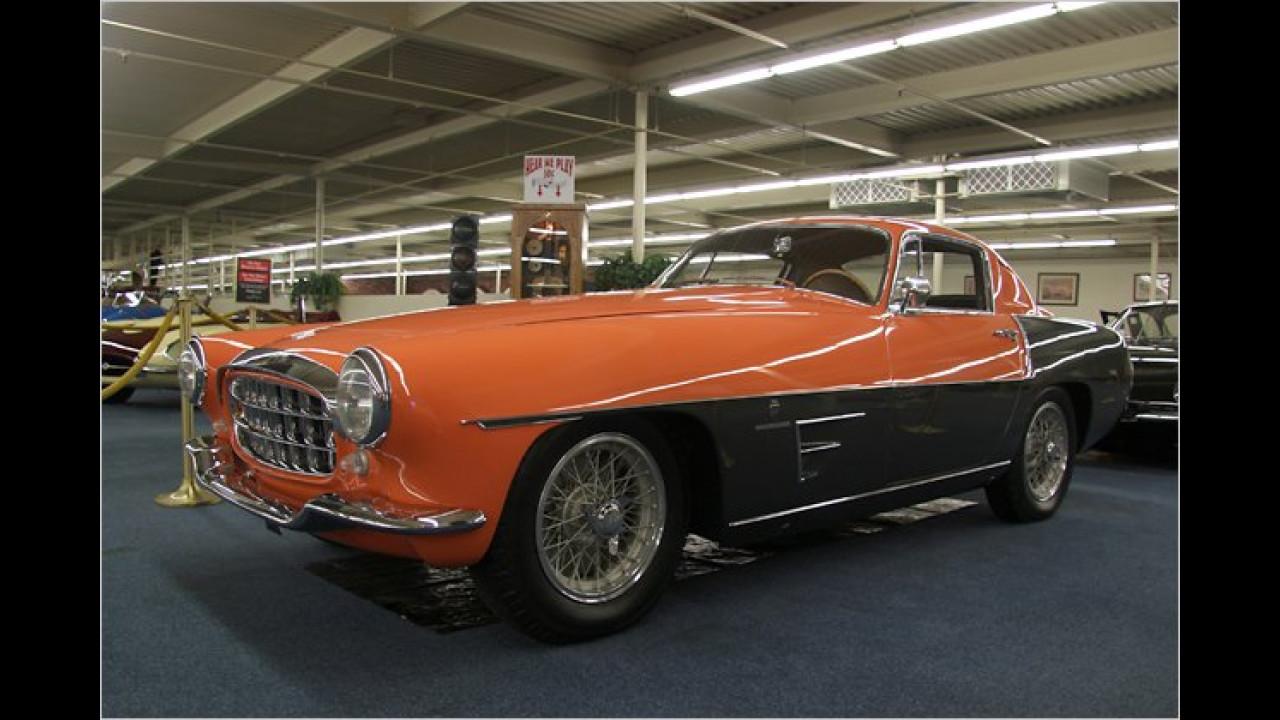 1954 Ferrari 375 Mille Miglia Ghia Coupé