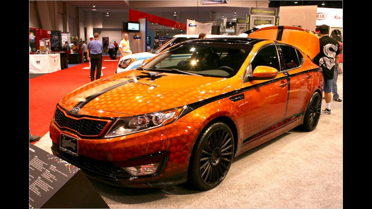 Kia Optima Hybrid WCC