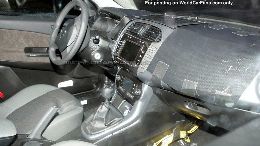 SPY PHOTOS: Inside new Fiat Bravo-Brava