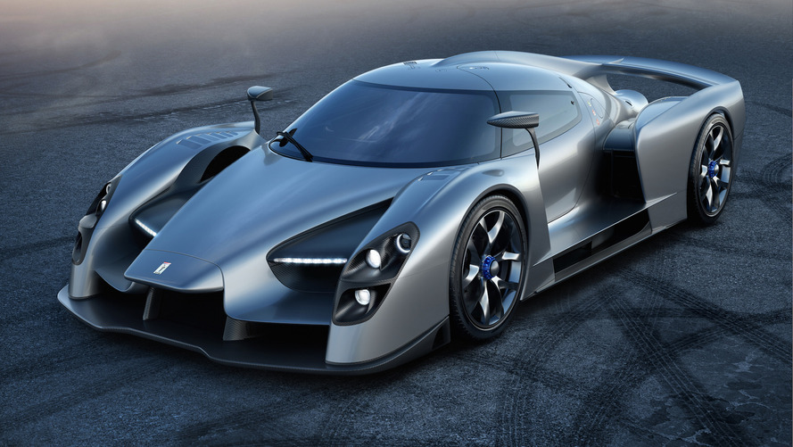 Production SCG003S supercar revealed with 750 hp