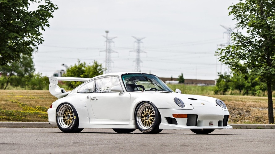 Super-rare 1996 Porsche 911 GT2 Evo estimated to fetch $1.75M at auction