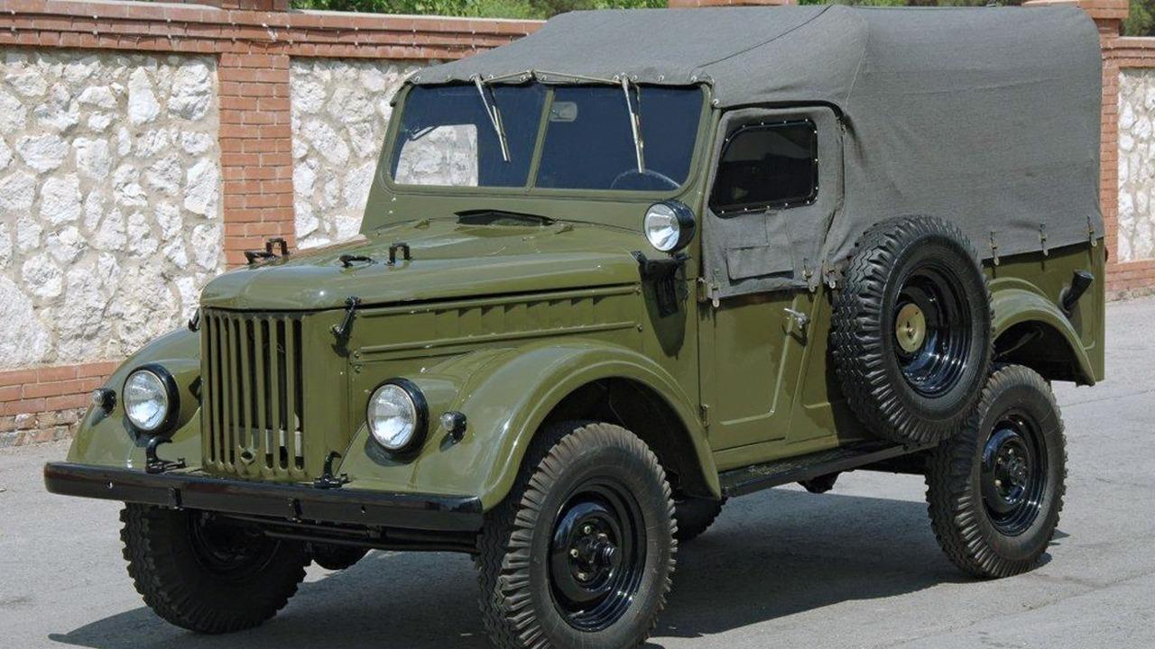 GAZ 69