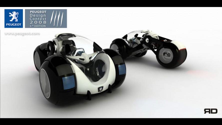 Premiati i vincitori del 5° Concorso di Design Peugeot