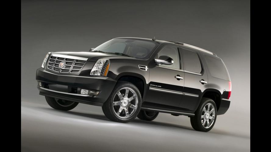 Cadillac lancia il GPL sulle top di gamma