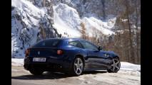 Ferrari FF su strada