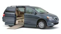 Honda Odyssey with Northstar conversion