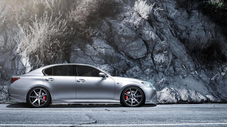 Lexus GS 350 F SPORT gets supercharged for SEMA