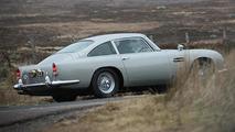 Iconic Aston Martin DB5 returns for James Bond's Skyfall