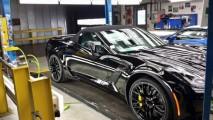 GM produz Corvette conversível exclusivamente para a chefe Mary Barra