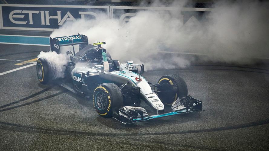 Une Mercedes-AMG A 45 à gagner pour fêter le titre en F1
