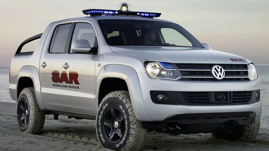 Volkswagen Pickup Concept Revealed