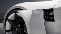 Porsche's 600HP Mission E Electric Sedan is Efficient, Beautiful