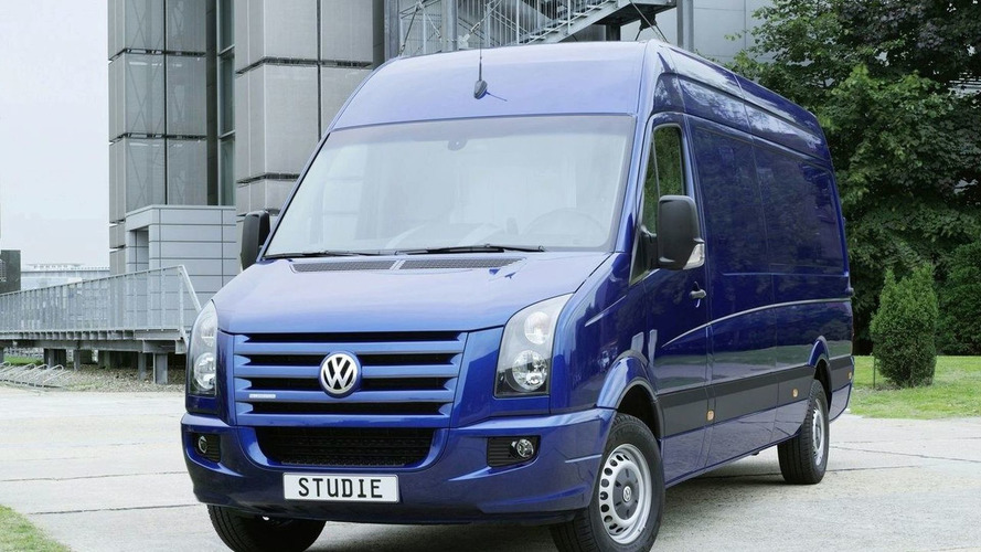 Volkswagen looking to end van partnership with Mercedes - report