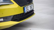 Skoda Superb Sportline with Dragon Skin paint