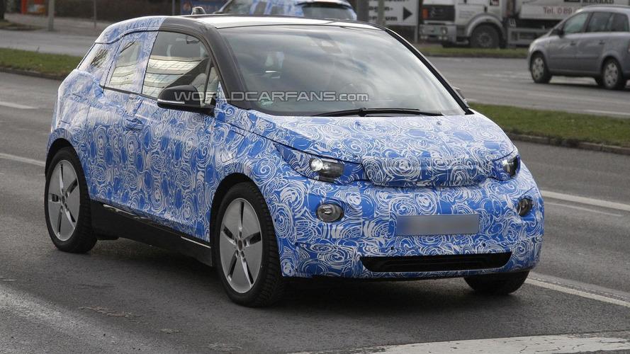 BMW i3 with range-extending engine specs announced