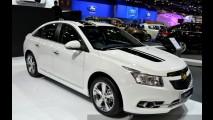 Chevrolet Cruze ganha edição