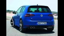 VW Golf R com carroceria de fibra de carbono e motor de 370 cv estará em Pequim