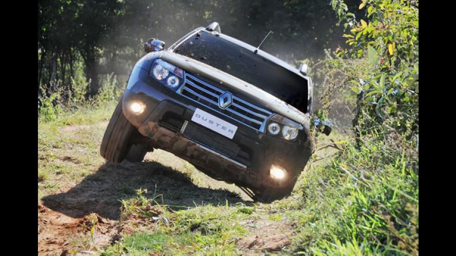 Renault inicia produção do Duster na Colômbia