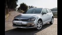 VW confirma produção do novo Golf no Brasil - investimento será de R$ 520 milhões