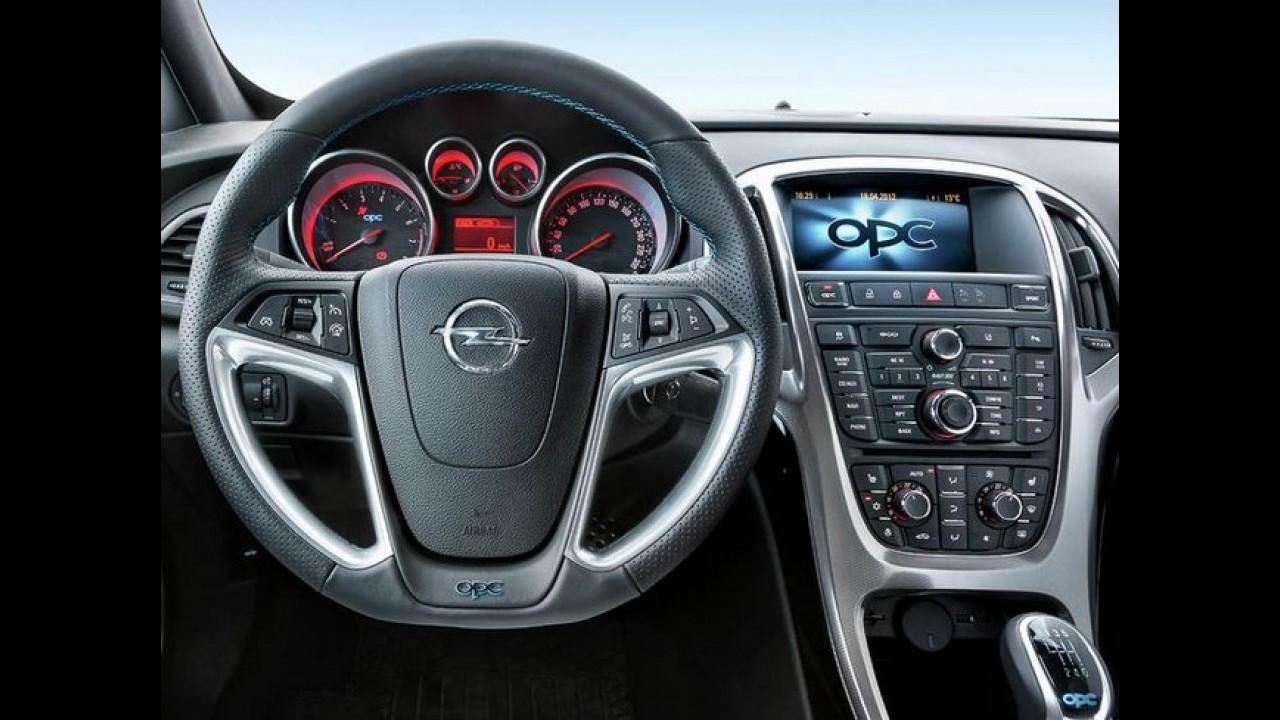 Opel já aceita encomendas para o Novo Astra OPC de 280 cv na Alemanha