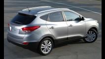 Novo Tucson ix35 chega à Colômbia - Preço inicial equivale a R$ 57.980