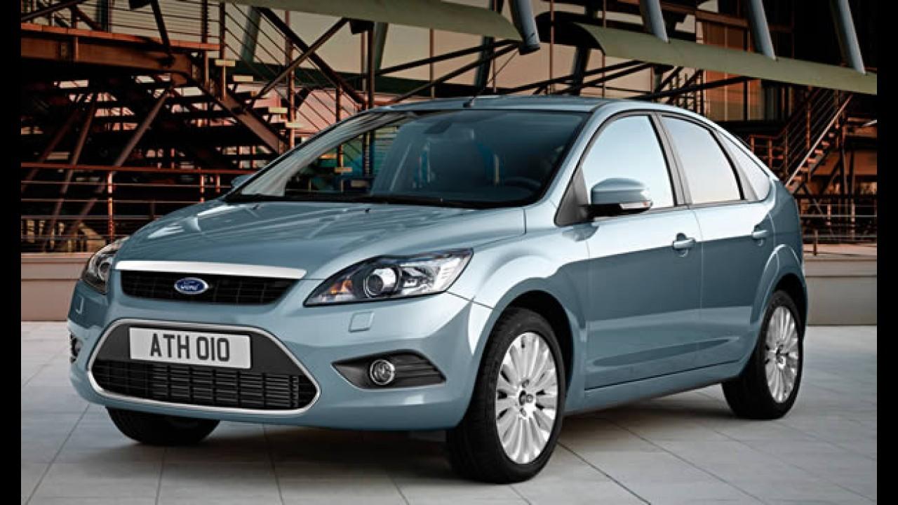 Ford vai lançar o Novo Focus nos Estados Unidos em janeiro de 2010