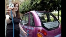 Alugar carros elétricos agora é moda em Paris