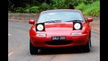 Carros para sempre: Mazda MX-5 Miata faz 25 anos com recorde no Guinness Book