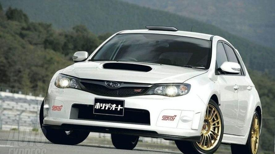 Subaru STI Spec C to appear