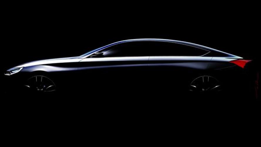 Hyundai HCD-14 Concept, il teaser