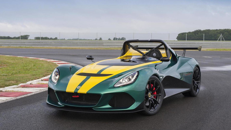 Lotus 3-Eleven breaks cover at Goodwood with 450 bhp and sub-900 kg weight