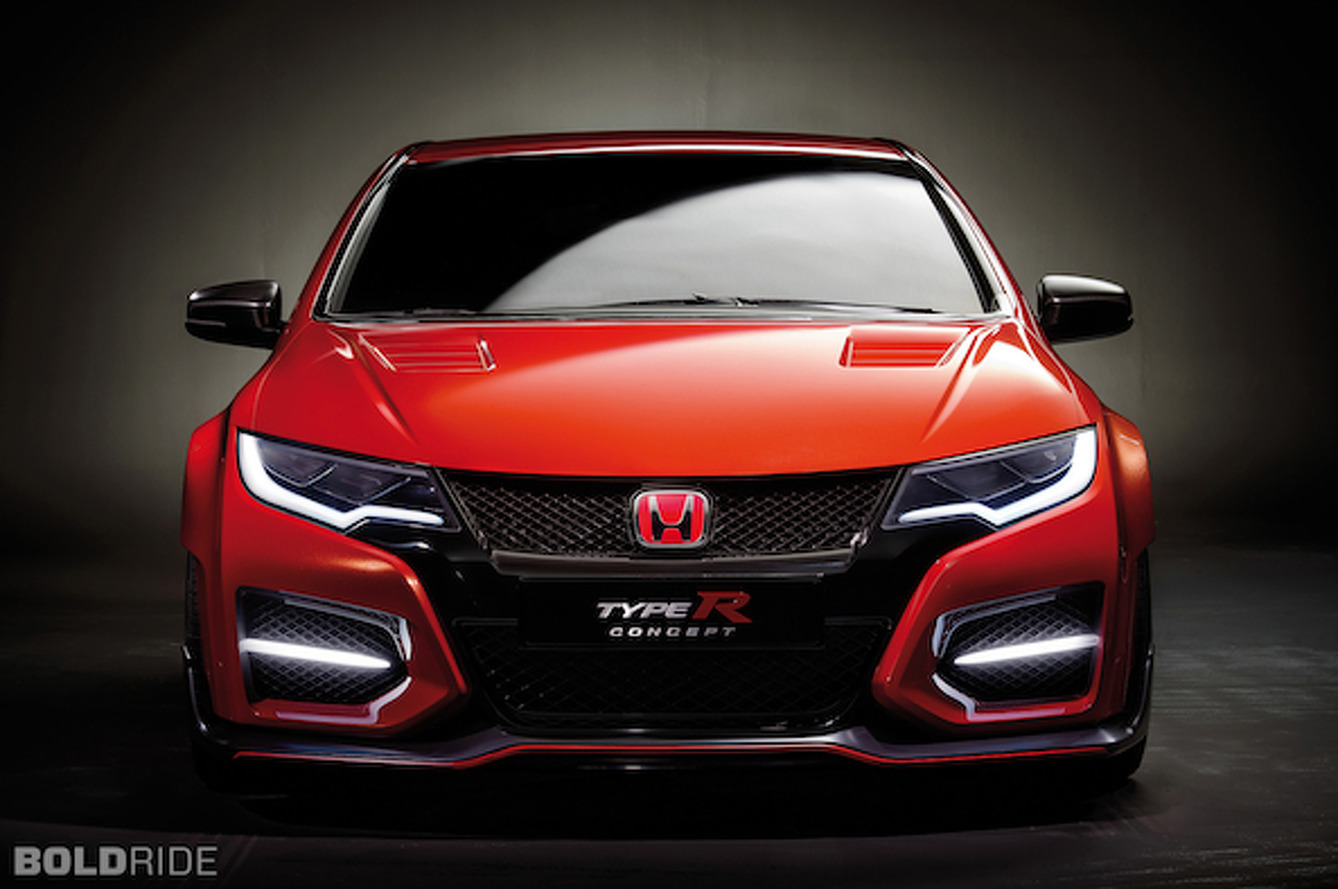 Honda Fans Petitioning to Bring Civic Type R Stateside