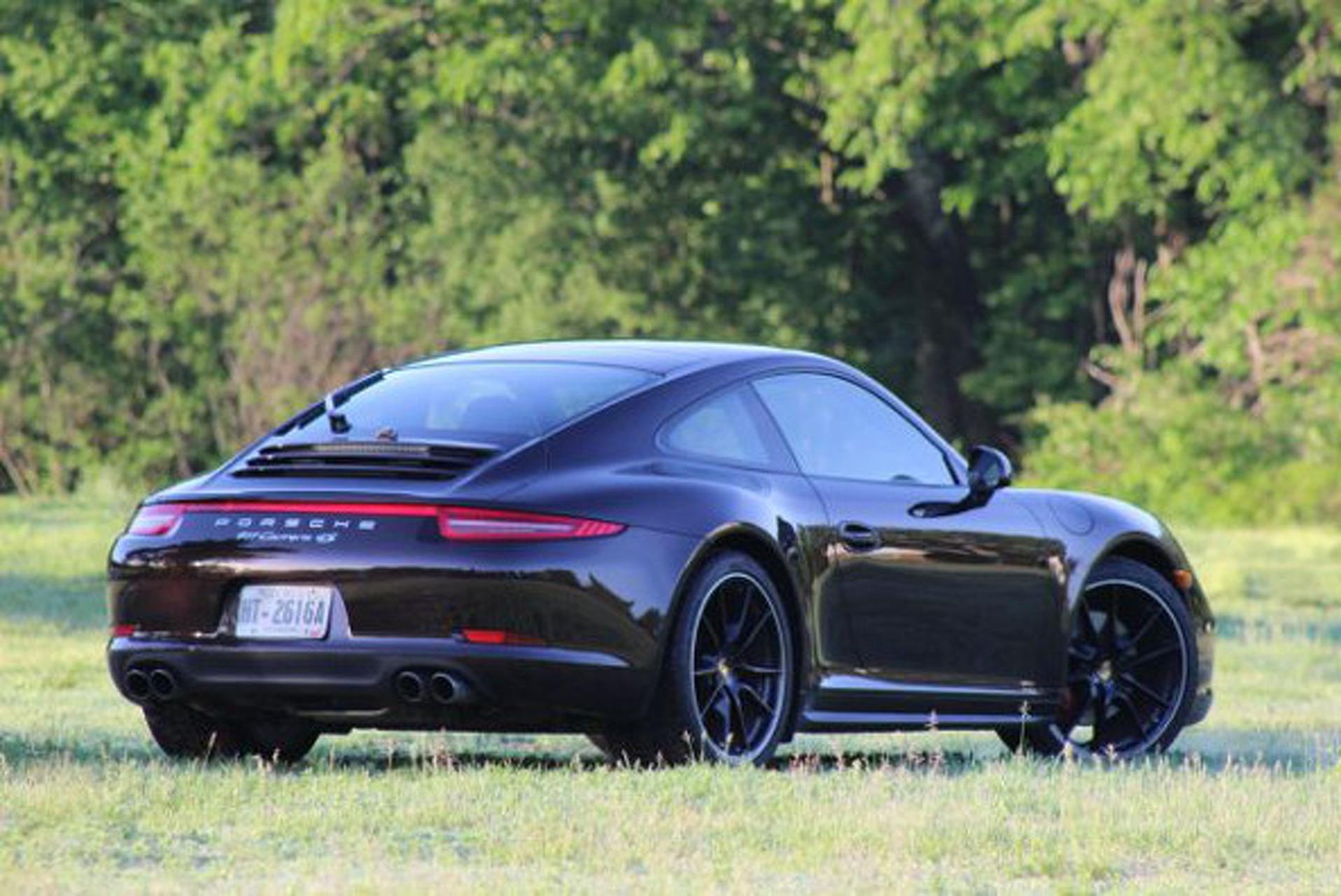 Porsche 911 Carrera 4S Review: Usable Nirvana