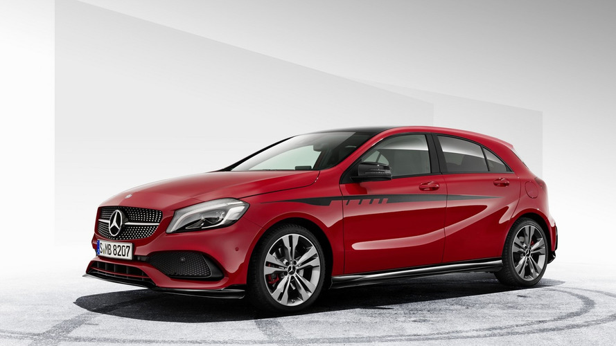 Mercedes A-Class gains new AMG body kit