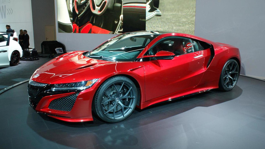 honda n 39 a vendu que deux nsx en australie. Black Bedroom Furniture Sets. Home Design Ideas