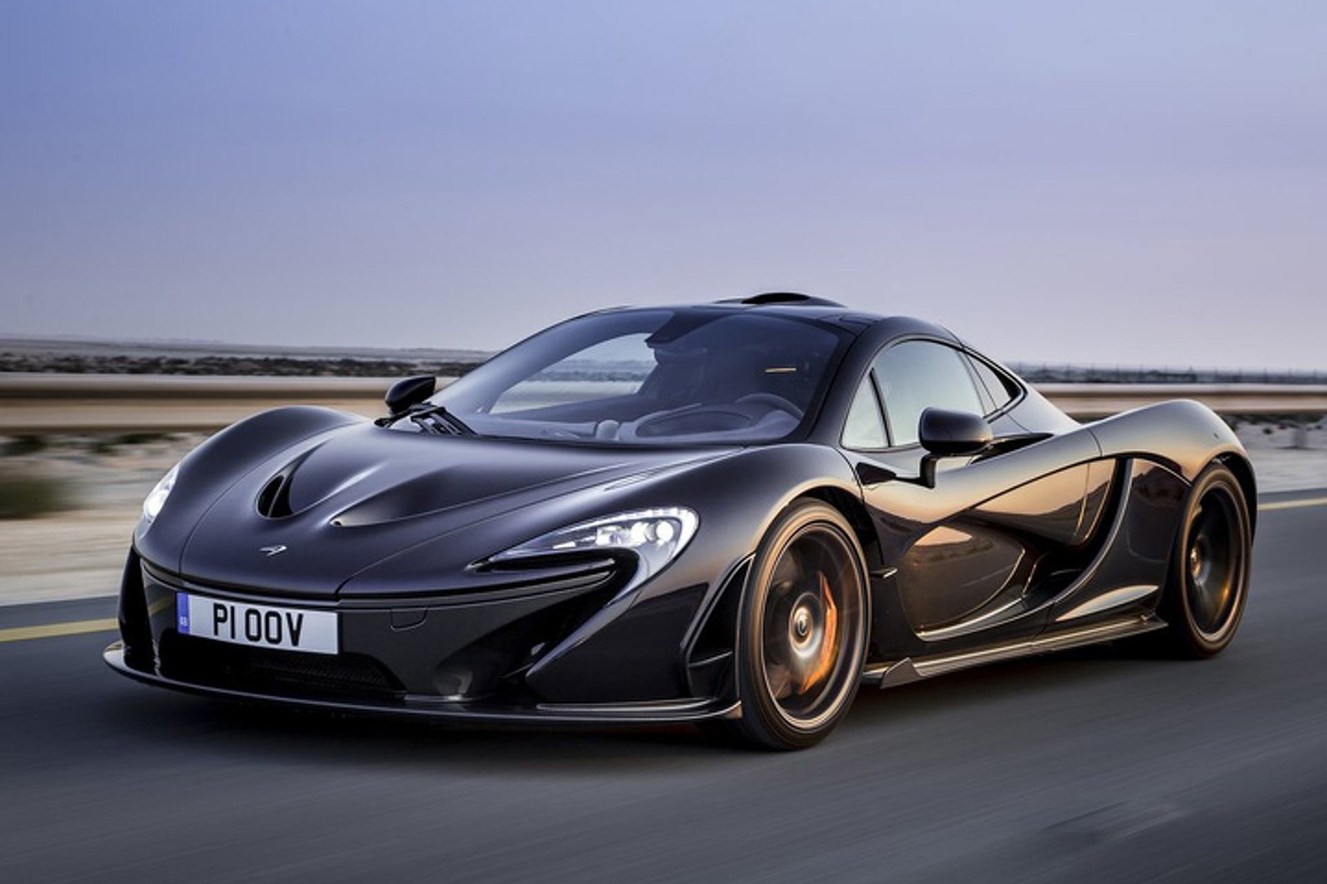 McLaren Automotive Turns its First Yearly Profits