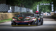 McLaren P1 GTR with special James Hunt inspired livery to debut at Goodwood